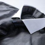 シャツに合わせるネクタイの結び方、衿の形とノットの組み合わせ