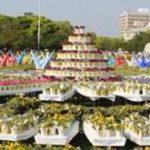 広島「フラワーフェスティバル」初日から最終日までのスケジュール