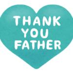 父の日に贈るメッセージ、英語で伝える「あなたを尊敬しています」