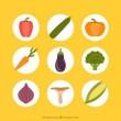 食べ物 Freepikによるベクターデザイン