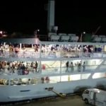 東京湾納涼船で見る花火大会!予約と混雑状況