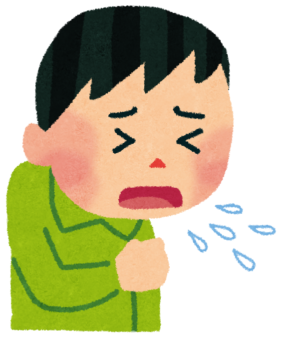 の 咳 を 方法 子供 止める