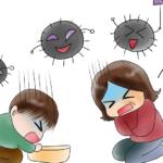 夏風邪で熱が下がらない!子供の病気がうつったの?まさかデング熱?