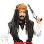 男性用ハロウィン仮装!簡単に変身できる海賊・パイレーツ仮装グッズ