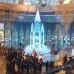 ディズニークリスマスイルミネーション東京丸の内☆期間と混雑状況