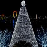 東京お台場クリスマスイルミネーション2016!期間と混雑状況は?