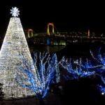 東京お台場クリスマスイルミネーション!穴場とおすすめ絶景スポット