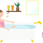 風邪で熱があっても、お風呂はOK?汗をかいたら早く治るって本当?