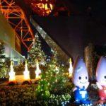 東京タワー☆クリスマスイルミネーション2016!期間と混雑状況は?