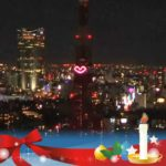 東京タワークリスマスイルミネーション!穴場とおすすめ絶景スポット