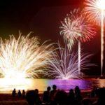 2017年冬の花火【河口湖】開催日程と交通状況