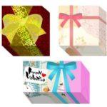箱を使ったバレンタインのラッピング☆ギフトボックス作り方も紹介