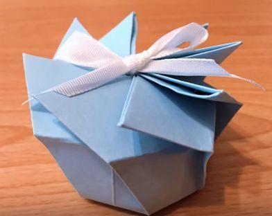 ハート 折り紙 折り紙 キャンディボックス : yajibee.com