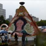 広島フラワーフェスティバル2016年グルメ屋台と花鉢配布情報