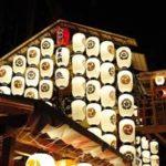 2016京都祇園祭☆山鉾のビュースポットと宵山混雑と屋台